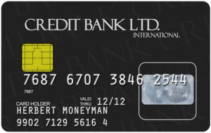 הלוואות באמצעות כרטיסי אשראי